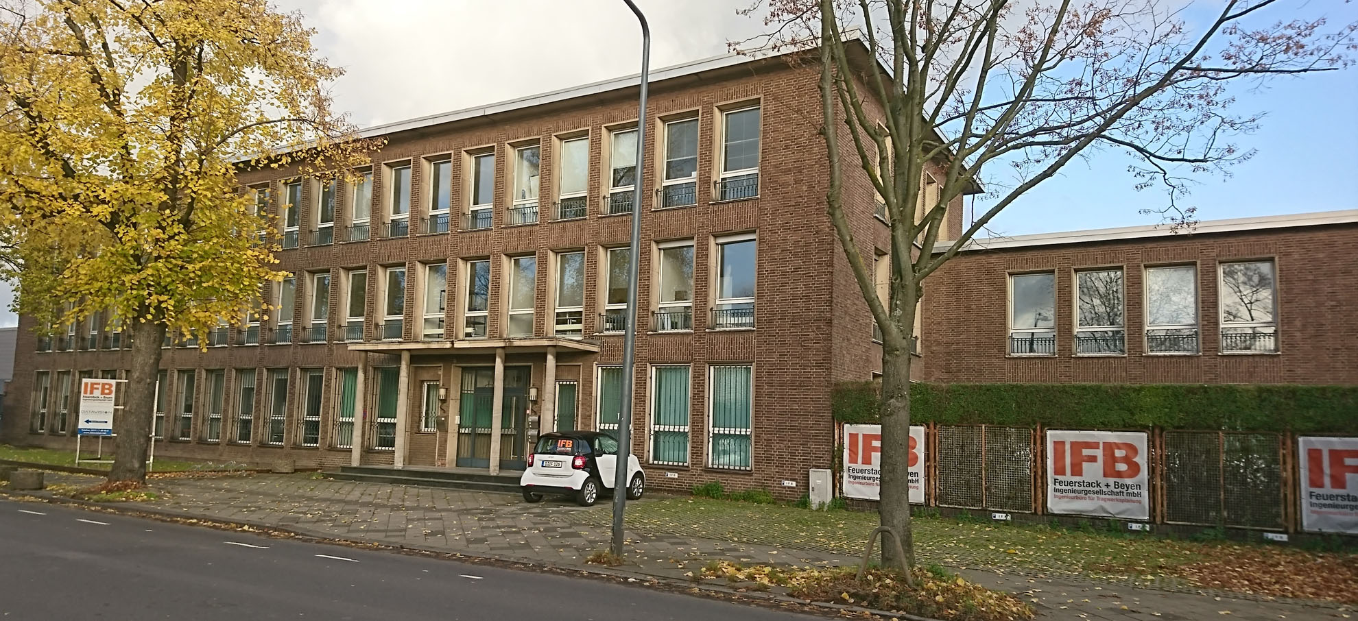 IFB Bürogebäude